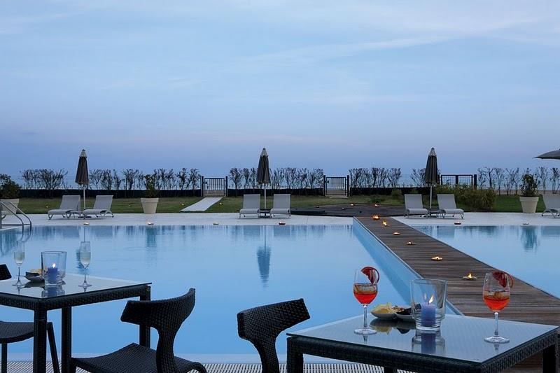 Hotel adriatic palace jesolo 4 stelle frontemare con piscina - Hotel con piscina jesolo ...