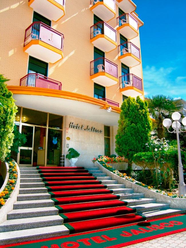 Hotel jesolo jalisco 3 stelle con piscina e spiaggia privata - Hotel con piscina jesolo ...