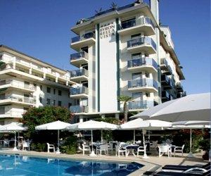 Hotel beau rivage pineta jesolo 4 stelle fronte mare in pineta - Hotel jesolo con piscina fronte mare ...