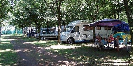 Campeggio Parco Cigno Bianco