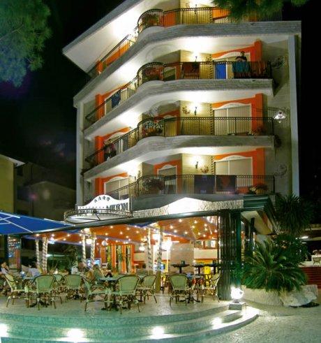 Hotel Milton Romantik